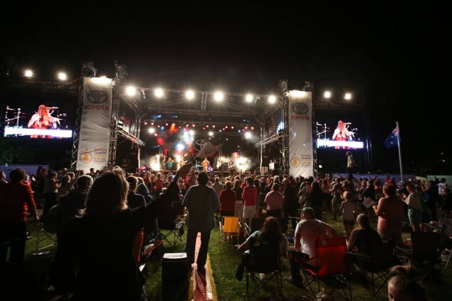Tamworth Country Music Festival 2014